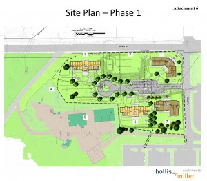 Greek-Housing-Site-Plan-Phase-I