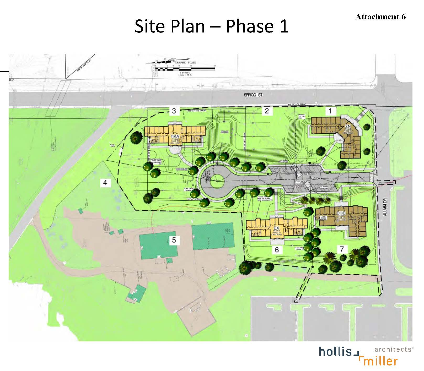New semo greek housing site plan semo pike alumni Site plan design